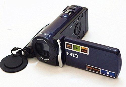 "Video Camcorder Stoga ST601 16MP Digital Camcorder Kamera DV Videorecorder Mini DV mit 3,0 ""Anzeige 16x Digital Zoom"