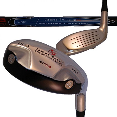 Club de Golf Hybride Homme Droitier James Perry E74