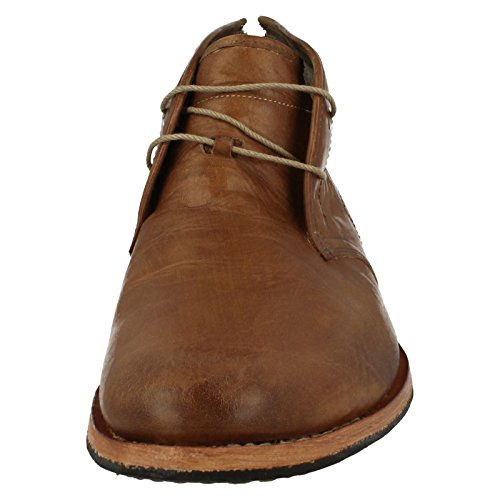 Timberland Mens Casual Ankle Boots 75580 - Tan Leather - UK Size 10 5 - EU Size 45 - US Size 11
