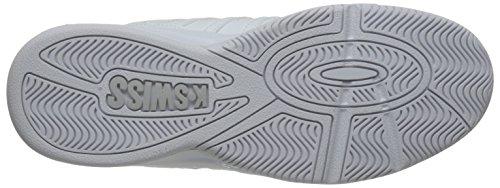 K-Swiss Womens Vendy II Sneaker White/Silver