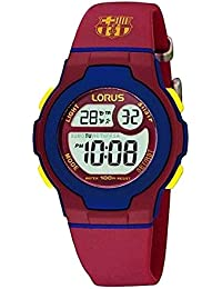 113cc75bb63f Reloj F.C. Barcelona Lorus niño Azul Rojo Digital R2337HX9  AB5880  -  Modelo  R2337HX9