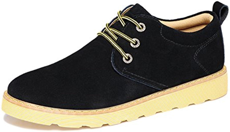 135273f296fb48 les chaussures en en en daim à l'automne / respirable souliers / coupe  d'angleterre chaussures b06xkb7xgt parent | Soldes 34bf92