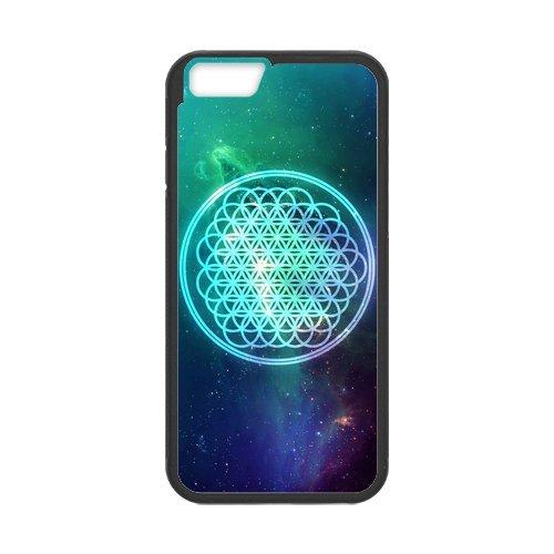 """Bring Me The Horizon bmth en silicone TPU pour Apple iPhone 6S (4,7""""inch), iPhone 6S Coque de protection rigide Case Cover, iPhone 6(4,7pouces), beau design Coque de protection pour"""
