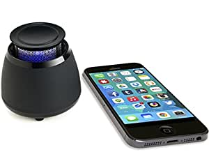 Wireless Bluetooth Speaker- BLKBOX POP360 Hands Free Bluetooth Speaker With 360 Degree Sound - For iPhones, iPads, Android Phones, Samsung Galaxies, Nexus, HTCs and all other Smart Phones, Tablets, Laptops and Computers