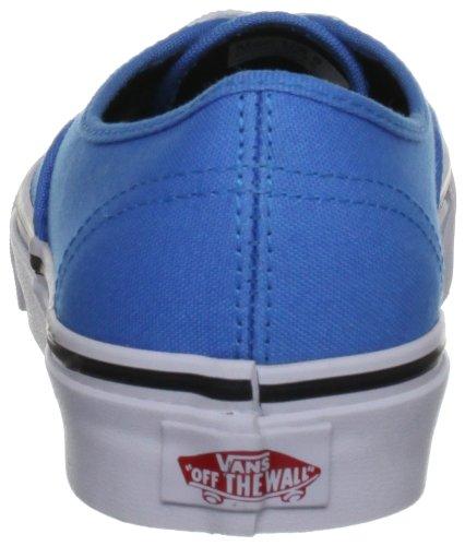 Vans U Authentic - Baskets Mode Mixte Adulte Bleu (Malibu Blue/Black)