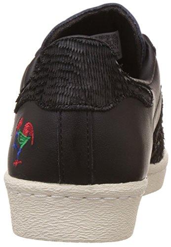 Adidas Originals Ba7778 Superstar 80s Cn Black Nero