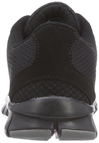 Sneakers Grau Kappa black SUNRISE Unisex unisex Erwachsene 1611 grey AqxIvpwX