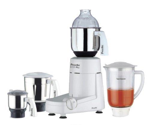 Preethi Eco Plus 750-Watt Mixer Grinder