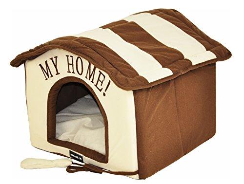 nanook Hunde-Haus Hunde-Höhle TABOU inkl. Kissen kleine Hunde