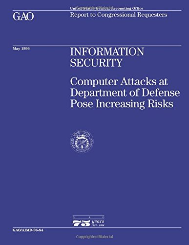 Information Security: Computer Attacks at Department of Defense Pose Increasing Risks