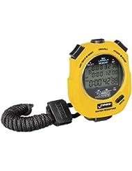 Finis 3X300M Stopwatch, Cronometro Digitale Multifunzione Unisex – Adulto, Giallo, Taglia Unica