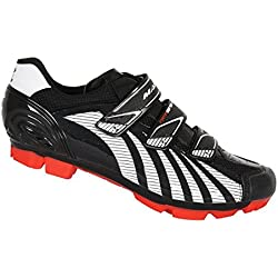 Massi Jogah - Zapatillas de Ciclismo MTB Unisex, Talla 45