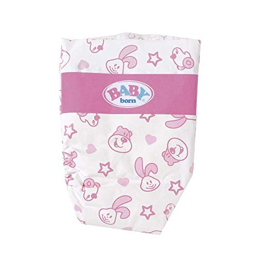 Zapf Creation 815816 - Baby born, Windeln -
