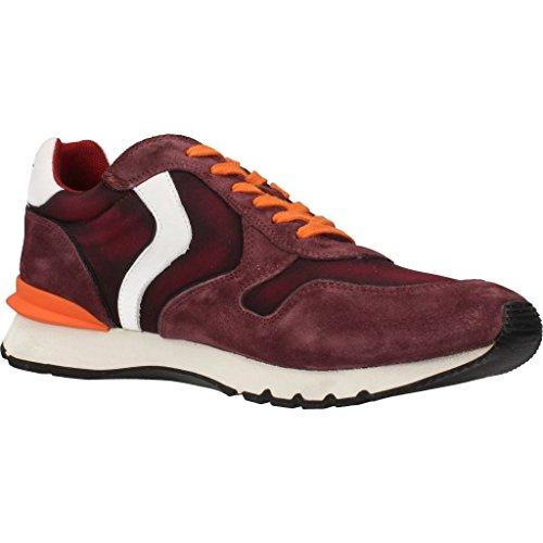 Uomo scarpa sportiva, colore Borgogna , marca VOILE BLANCHE, modello Uomo Scarpa Sportiva VOILE BLANCHE LIAM RACE Borgogna Colore