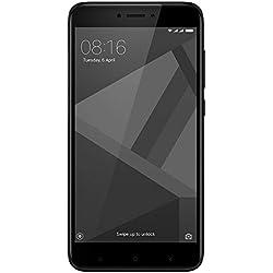 Redmi 4 (Black, 64GB)