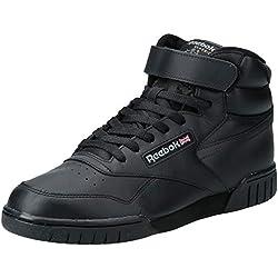 Reebok EX-O-FIT High Zapatillas altas, Hombre, Negro (Int-Black), 42