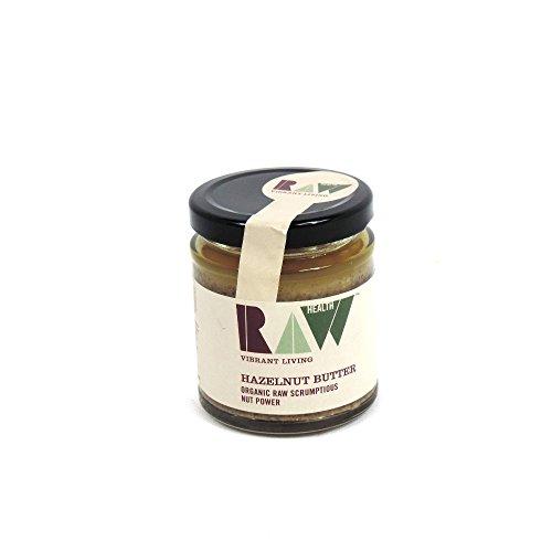 Raw Health - Organic Spreads - Hazelnut Butter - 170g (Case of 6)