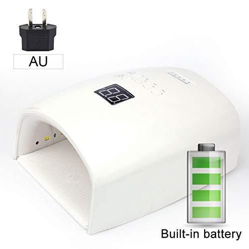 TDPYT Sensor Inteligente Lámpara De Clavo Con Batería