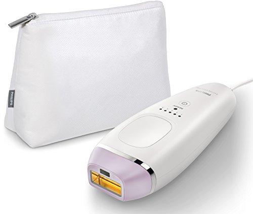Philips Lumea Essential Dispositivo di Epilazione a Luce Pulsata per Rimozione dei Peli di Viso e Corpo BRI863/00