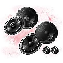 Pioneer Lautsprecher Boxen 165mm Koax Heckbereich Mitsubishi Carisma 2 99-04