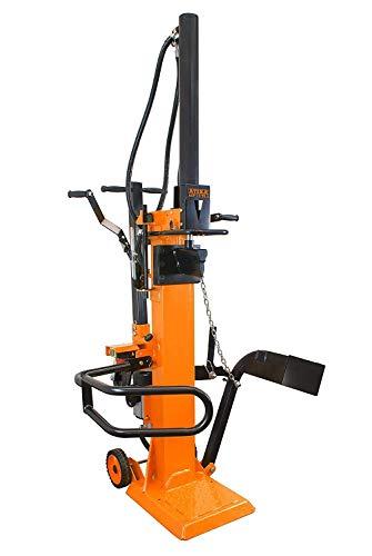 ATIKA 301733 Hydraulikspalter ASP 12 TS-2 Meterholzspalter bis 1040 mm   12 Tonnen Spaltkraft 12t   Brennholzspalter 400 V   Holzspalter stehend 3300 W
