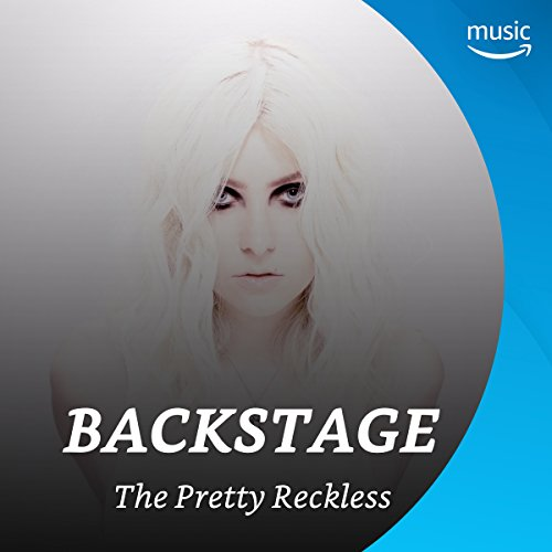 Backstage mit The Pretty Reckless