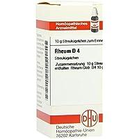 RHEUM D 4, 10 g preisvergleich bei billige-tabletten.eu