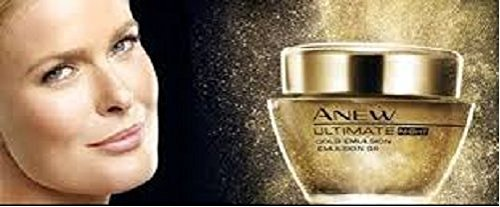 Avon Anew Ultimate Gold Emulsion Night Treatment