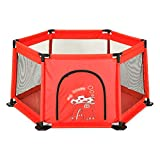 Dongyd Children 's Play Fence Baby Safety Playground Terrain de Jeux intérieur...
