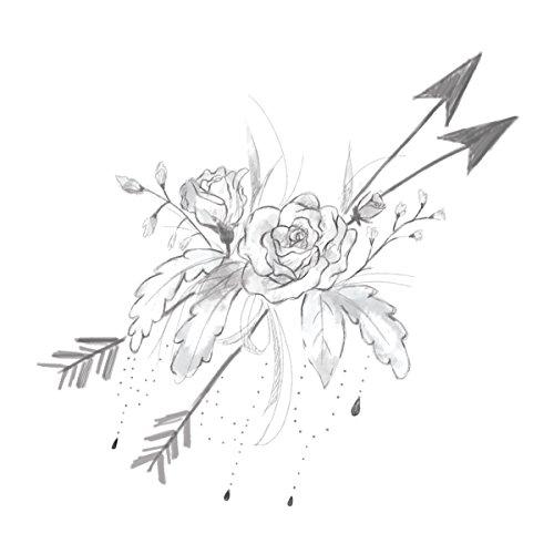 spellbinders-rose-e-frecce-3d-shading-timbro-multicolore