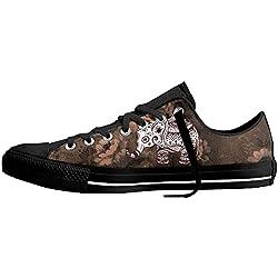 George Oy , Damen Sneaker Gr. Kragenweite: 39 , schwarz