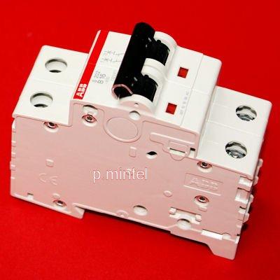 Preisvergleich Produktbild ABB Stotz S&J Sicherungsautomat S202-B16 proM Compact System pro M compact Leitungsschutzschalter 4016779466905