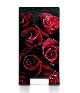 Snapdilla Designer Back Case Cover for Apple iPod Nano (7th Gen) :: iPod Nano 7 (Petal Floral Passion Occasion Valentine Macro)