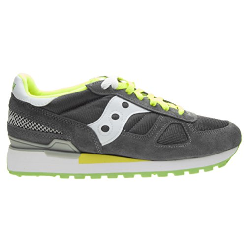 Saucony Shadow Original, Scarpe da Running Unisex – Adulto Multicolore (Charcoal)