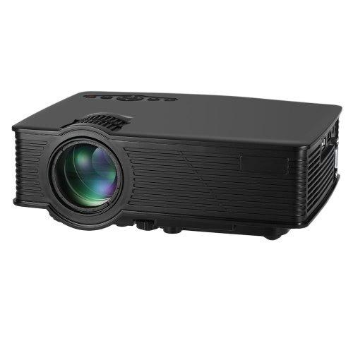 Play™ LCD 1920x1080Projector (Android 4.4 Bluetooth WiFi) HD 1080P 2500 Lumens HDMI/VGA/USB Portable Projectors