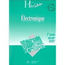 Electronique, 2e année, MP PT, numéro 22