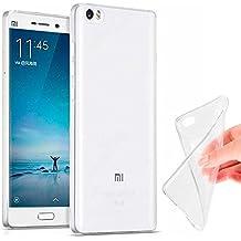 Funda de Gel TPU Ultrafina para Xiaomi Mi 5 Mi5 Transparente 100% Silicona Cover