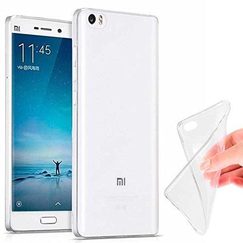 Funda de Gel TPU Ultrafina para Xiaomi Mi 5 Mi5 Transparente 100%...