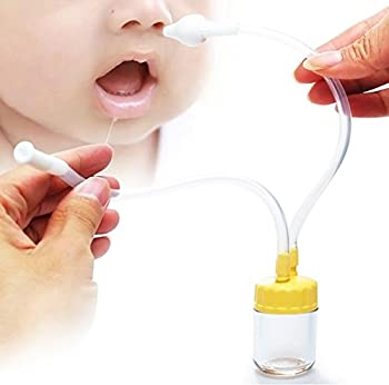 Chic*mall New Born Baby Safety Nose Cleaner Vacuum Suction Nasal Aspirator Free Shipping 5