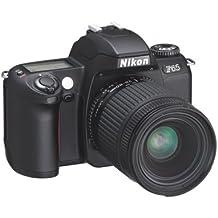 Nikon F65 QD Spiegelreflexkamera (schwarz) mit Datenrückwand