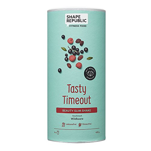 "Beauty Slim Shake Wildbeere ""Tasty Timeout"" (420g)"