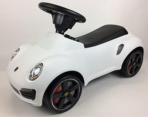 Lenkstange Und Anhänger Rot Hupe Professioneller Verkauf Bobby Car Mit Leisen Gummireifen
