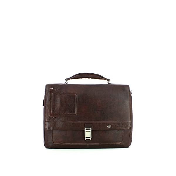 078271a484afff Piquadro Vibe Borsa messenger, 41×30.5×13 cm – TravelKit