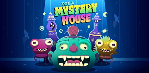 Toca Mystery House Amazon Co Uk Apps Games