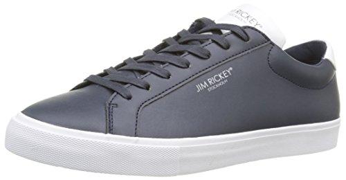 Jim RickeyChop - Scarpe da Ginnastica Basse Uomo , Blu (Blu (Navy/White)), 42