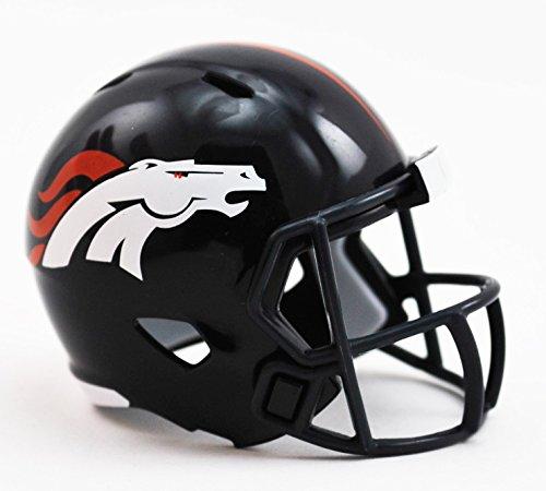 Riddell Denver Broncos Mini-Speed Pocket Pro Micro/Kamerahandys/Football Helm