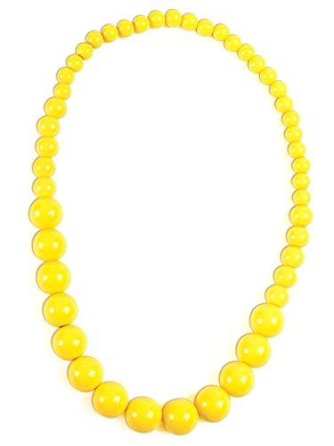 cklace Yellow (Halloween-kostüm Supply Store)
