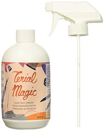 Terial Magic TM11004 Stoffstabilisator, klein, Weiß, 454 g