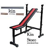 Kin Multifunctional gym Bench for full body exercises.