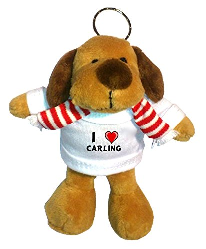 puppy-plush-keychain-with-i-love-carling-first-name-surname-nickname
